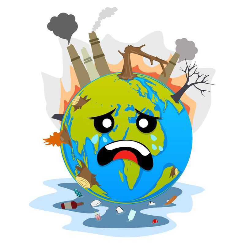 Can we save the planet - earth signals the global change