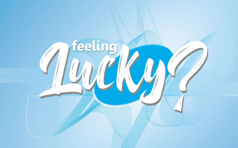 how can I be lucky - personal strategic plan and direction